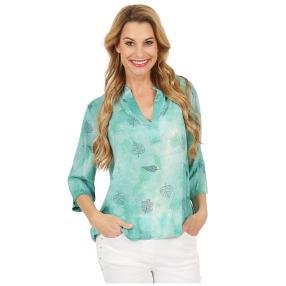 Damen-Tunika 'Salina' Pailetten multicolor