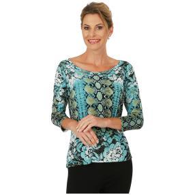 MILANO Design Pullover 'Aranova' multicolor