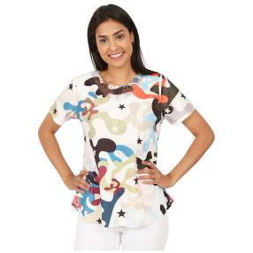 Shirt 'Elisa' multicolor