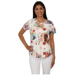 Shirt 'Mona' multicolor