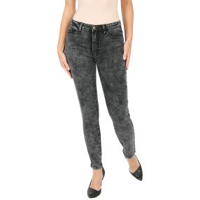Jet-Line Damen-Jeans 'Cloudburst' black-blue-moon