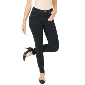 Jet-Line Damen-Jeans 'Blue Mirage' dark-grey-blue