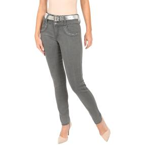 "Jet-Line Damen-Jeans ""Starlight"" grey"