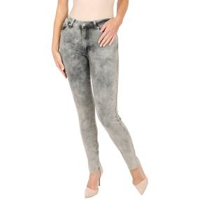 Jet-Line Damen-Jeans 'Moon Rock' grey-brown