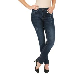 ManouLenz Casual Jeans blau
