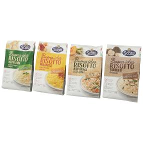 Risotto Scotti 4er Set