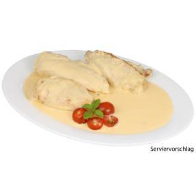 Hähnchenbrust Sauce Hollandaise