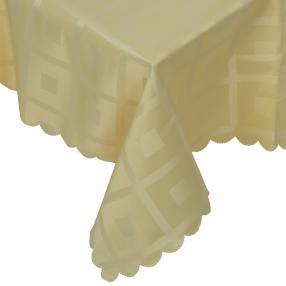 Tischdecke 130 x 160 cm, gelb