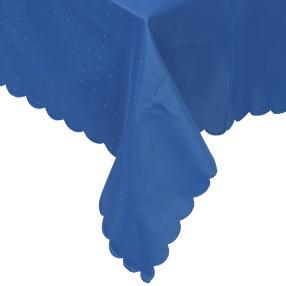 Tischdecke 130 x 160 cm, blau
