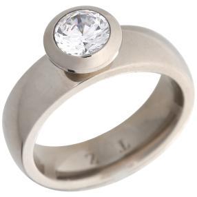 Ring Titan, Zirkonia