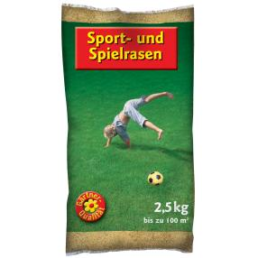 Sport- und Spielrasen 2,5kg für 70-100qm