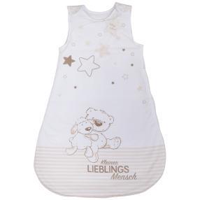 baby best Schlafsack 90cm, Lieblingsmensch, beige