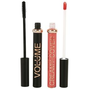 MIMIQUE Lip Gloss 10 ml & Mascara 10 ml