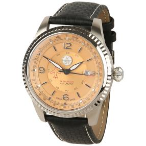 "VAL DU TEMPS Herrenuhr ""Sky Hunter"", sand"