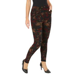 Damen-Thermo-Leggings 'Atlanta' multicolor