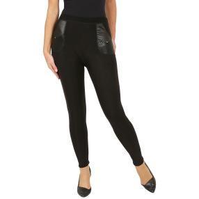 Damen-Thermo-Leggings 'Baltimore' schwarz