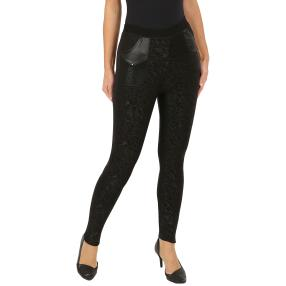 Damen-Thermo-Leggins 'Austin' schwarz