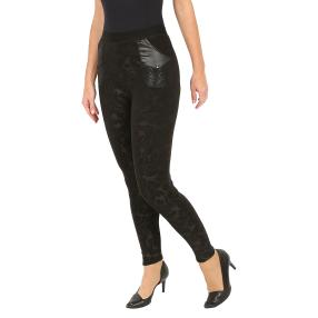 Damen-Thermo-Leggins 'Seattle' schwarz