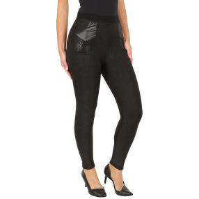Damen-Thermo-Leggins 'Boston' schwarz