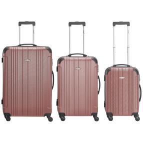 PACKENGER Set Goliath, 3-teilig, mauve