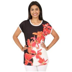 BRILLIANTSHIRTS Shirt 'Jenna' multicolor