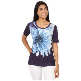 BRILLIANTSHIRTS Shirt 'Janina' multicolor