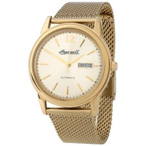 "Ingersoll ""The new haven"" Herren Automatik golden"