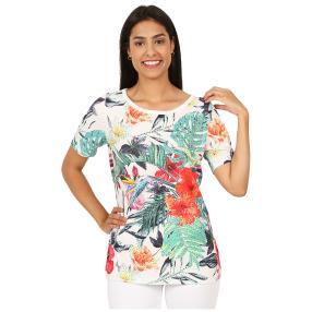BRILLIANTSHIRTS Shirt 'Josie' multicolor