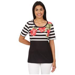 BRILLIANTSHIRTS Shirt 'Janiya' multicolor