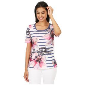 BRILLIANTSHIRTS Shirt 'Jette' multicolor