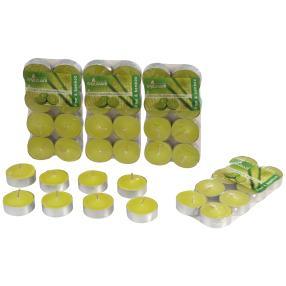 Duft-Teelichter 40er Limette & Bamboo