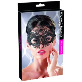 Cottelli Collection Accessoires Maske Strickerei