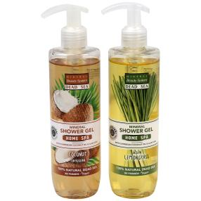 MBS Duschgel Duo Lemongrass & Coconut 2 x 300 ml