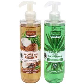MBS Duschgel Duo Coconut & Hanf 2 x 300 ml