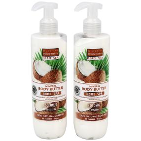 MINERAL Beauty System Coconut Body Butter 2x300 ml