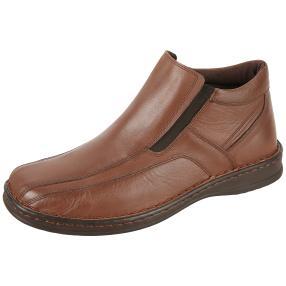 Dr. Feet Herren Nappaleder Stiefeletten