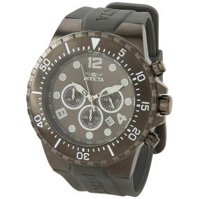 "INVICTA Chronograph ""Specialty"" XXL anthrazit"