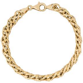 Armband 585 Gelbgold ca. 6,4g