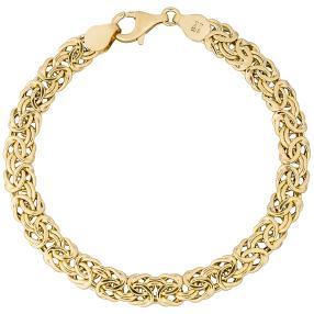 Armband 585 Gelbgold ca. 5,7g