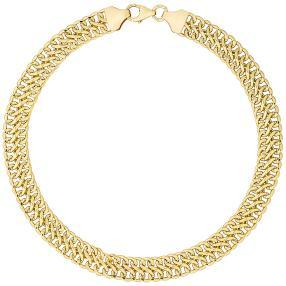 Armband Sadusa 585 Gelbgold