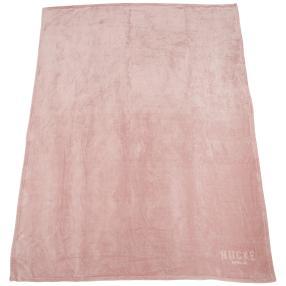 HUCKE Wohndecke rosé, soft touch