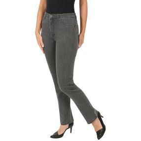Jet-Line Damen-Jeans 'Kayla' grey