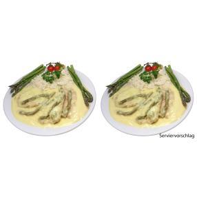 Rhönis Spargelschnitzel