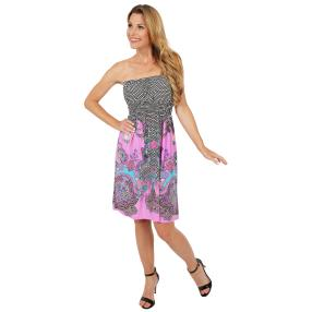 Damen-Kleid 'Sonya' multicolor