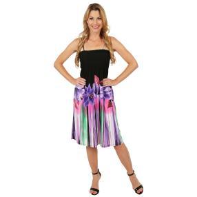 Damen-Kleid 'Alana' multicolor
