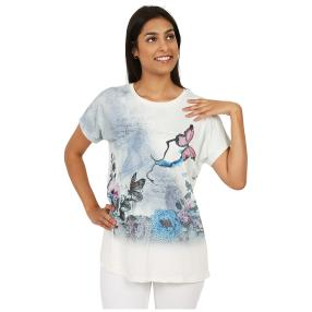 Damen-Shirt 'Breeze' multicolor