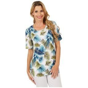 MILANO Design Damen-Shirt 'Sina' multicolor