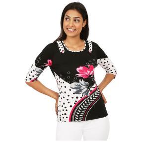 MILANO Design Damen-Shirt 'Gina'