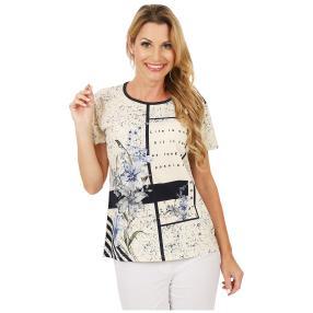Damen-Shirt 'Mio' multicolor