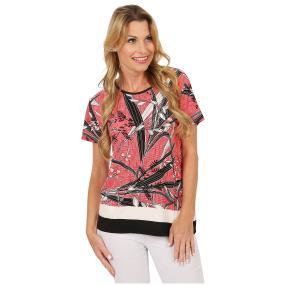 Damen-Shirt 'Saki' multicolor
